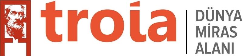 Troia Kazısı logo