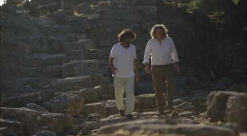Trojan War Documentary on Europe's Most Famous Culture Channel