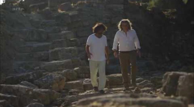 Troia Savaşı Belgeseli, Avrupa'nın En Ünlü Kültür Kanalında